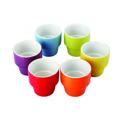 6PCS EGG CUP SET