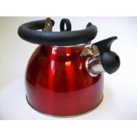 2.5ltr SS Kettle-Red