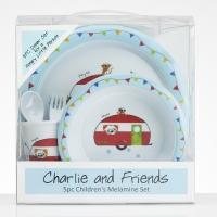 CHARLIE & FRIENDS 5PCS SET